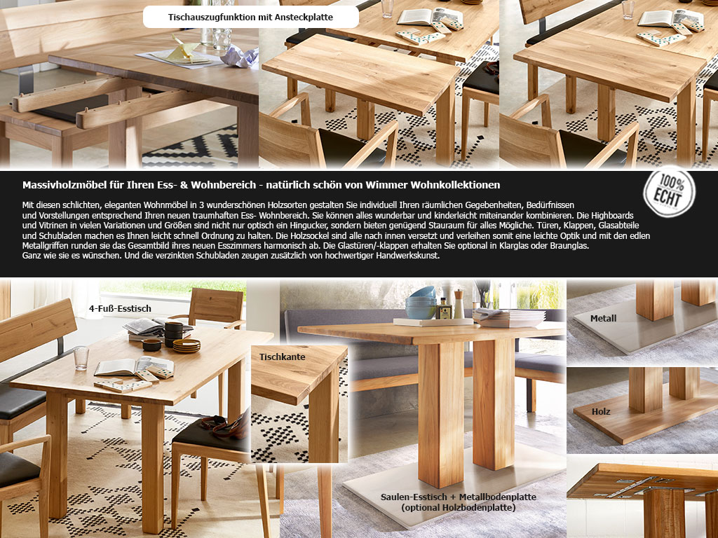 TREVA Detailsammlung zu den Produkten
