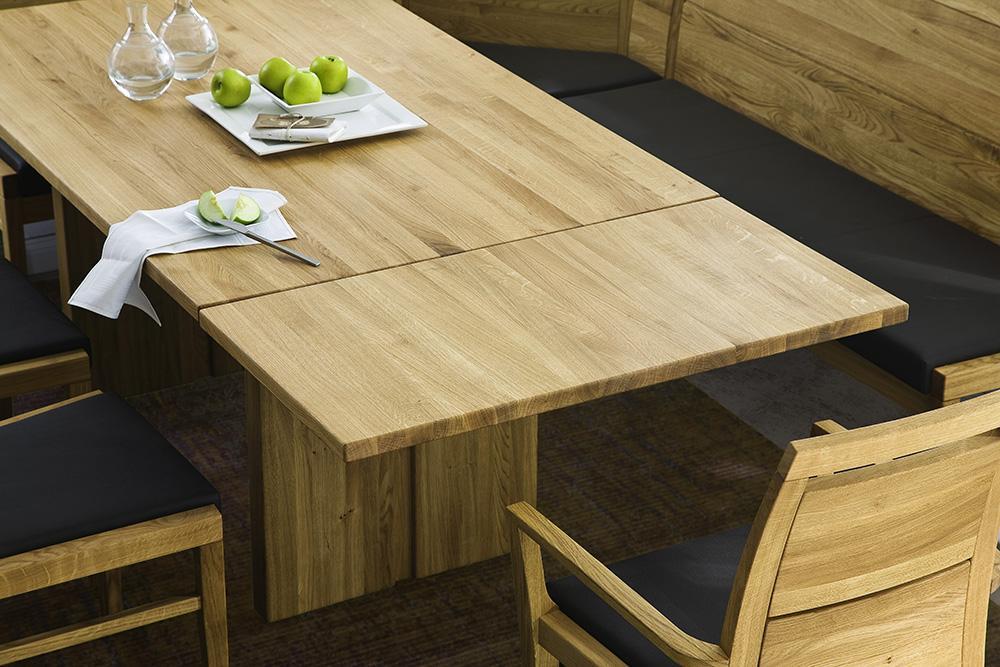 Massivholz Wangentisch Casera Küchentisch