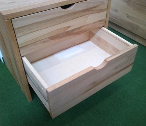 Massivholz standleiter 5 stufen standregal leiterregal for Garderoben set buche massiv