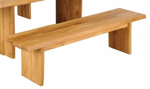 baumtisch 200x100 wildeiche massiv esstisch baumkante metallfu eiche ge lt. Black Bedroom Furniture Sets. Home Design Ideas